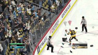 NHL 15 (PS4) - Playing Against Mike1494
