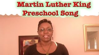 Preschool songs - Dr. Martin Luther King, Jr song - Littlestorybug