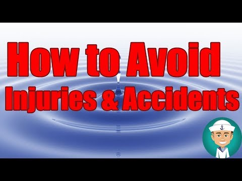 How to Avoid Injuries and Accidents