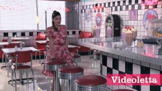 Violetta 2 English - Vilu and Leon sing