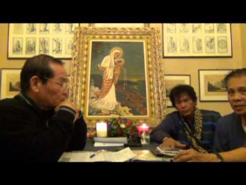 PART 1 : HISTORY NG OUR LADY OF THE PHILIPPINES SA ROMA AT PAGTATAG NG BV FAMILY TRINITIES.mp4