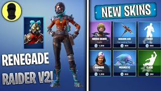 SIMILAR TO RENEGADE RAIDER! (Fortnite NEW SKINS Item Shop) [November 3rd] Fortnite | Merl thumbnail