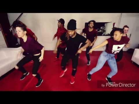 Wally Seck - Donne Moi Une Chance ( Chorégraphie Afro Beat dance Clip Non Officiel )