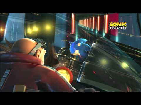 Sonic Unleashed Endless Possibilities in Game Trailer