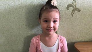 Реакция ребёнка на фильм щелкунчик