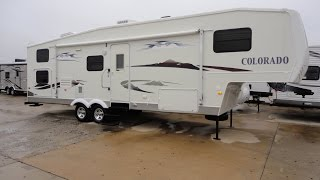 5th Wheel Bunk House With Plenty Of Family Room! 30ft 2006 Colorado 29BH