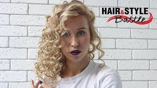 СТИЛЬНЫЕ КУДРИ◈В РАМКАХ HAIR&STYLE BATTLE