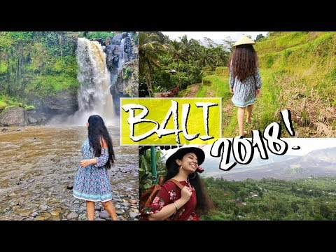 BALI 2018! Travel Diary #TravelWithShanu