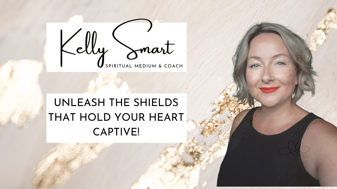Unleash the Shields that hold your Heart Captive!