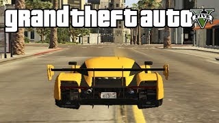 GTA 5 in the lowest possible settings