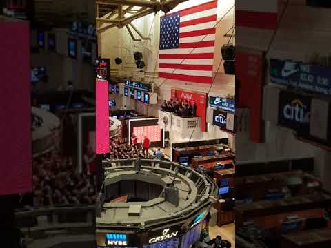 Avaya Re-list on the New York Stock Exchange