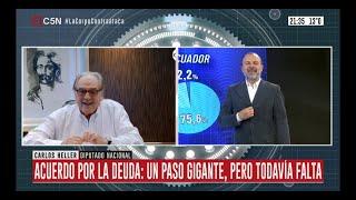 06-08-2020 - Carlos Heller en C5N - Minuto Uno, con Gustavo Sylvestre #AporteSolidario #AcuerdoDeuda