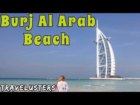 Burj Al Arab Dubai Beach | ABHISHU