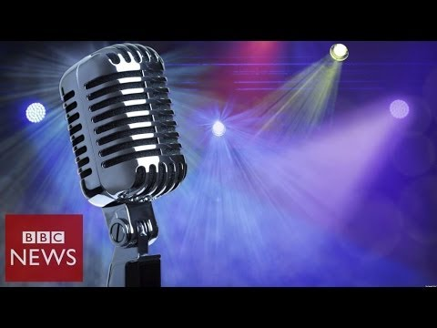 Turn your voice into any instrument - Click - BBC News