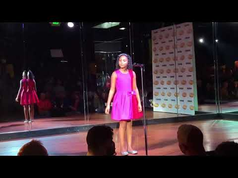 Broadway's Gloria Manning sings Waiting For Life