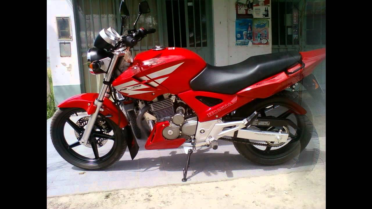 Honda Twister 250 Tuning Bike S Collection And Info