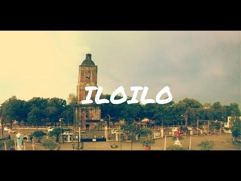 Travel Vlog #1: Iloilo City, PH (Backpackers Trip)
