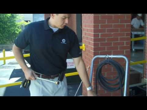 Goodway CC-140 Coil Cleaner Demo