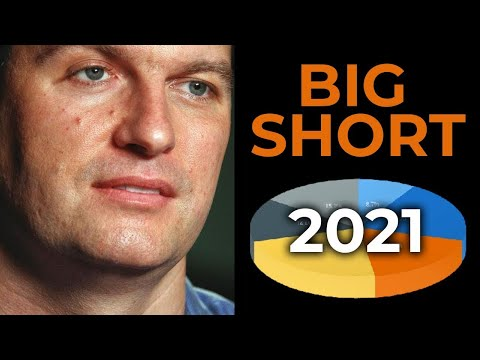 Michael Burry Predicts Collapse of America. This is His Stock Portfolio Now (2021)