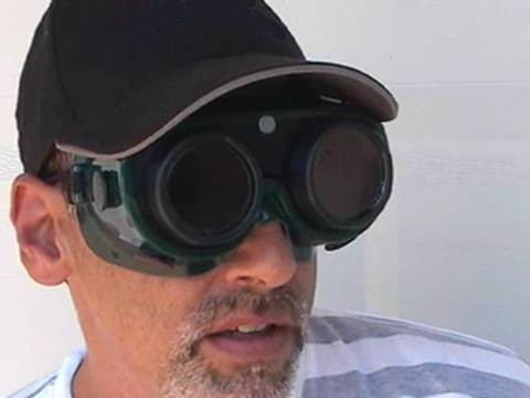 Infrared Goggle Hack For Under $10!!