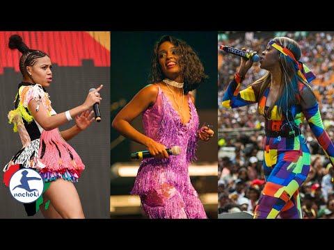 Top 10 Best Africa Female Musicians of 2019