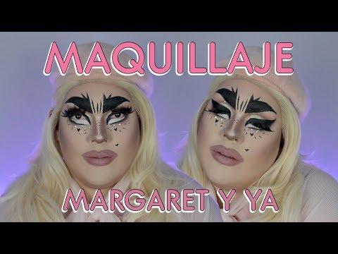 ♡ MAQUILLAJE DRAG QUEEN ♡ Margaret Y Ya