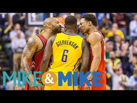 Mike & Mike Blast Raptors For Overreacting To Lance Stephenson Layup   Mike & Mike   April 5, 2017