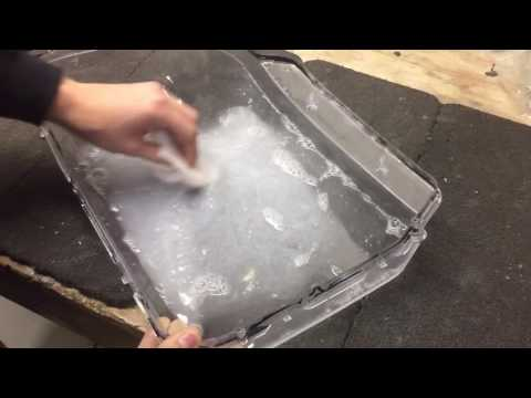 How To - Washing Headlight Lenses