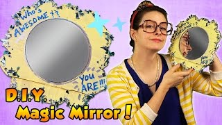 DIY Snow White Magic Mirror | Arts and Crafts with Crafty Carol