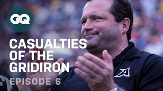 Army Fullback Gene Merlino's Concussions-Football Injuries-GQ's Casualties of the Gridiron-EP6