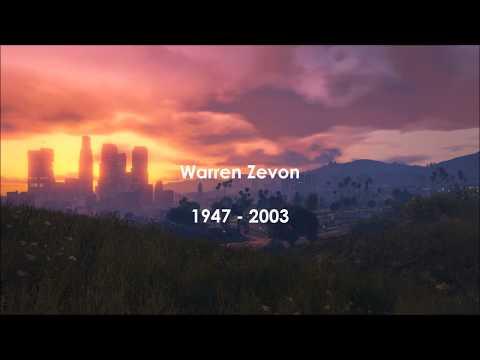 Desperados Under The Eaves - Warren Zevon (Lyrics)