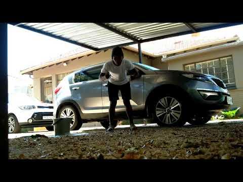 QUICKEST CAR WASH  Kia Sportage  by edward fox