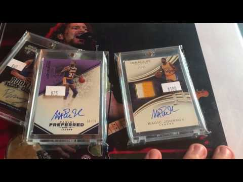 National Sports Collectors Convention Pick Ups