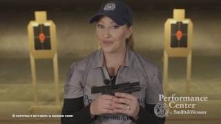 Performance Center® Ported M&P45 SHIELD™ with Julie Golob