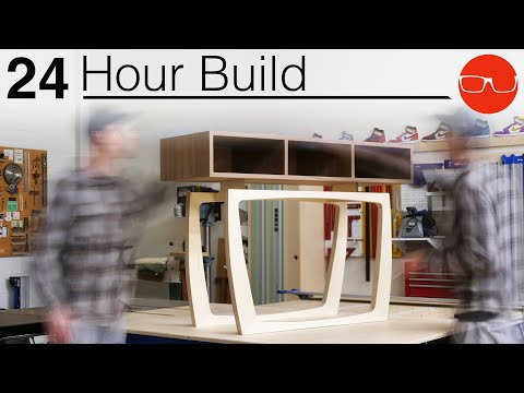 building-a-hall-table-in-24-hours