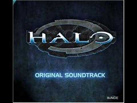 Halo - Perilous Journey