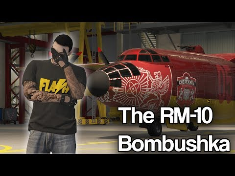 This plane is totally worth 6 million - GTA Online