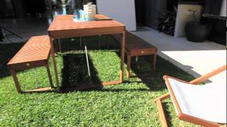 Freedom Outdoor Deckhaus - New Summer Collection 2011
