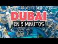 Dubai: 3 minutos de mi viaje