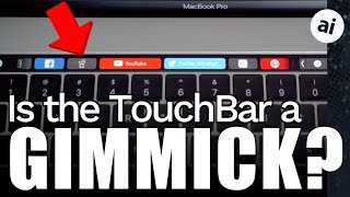 TouchBar 1.5 Years Later - Is it a GIMMICK?