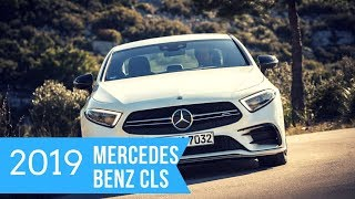 HOT NEWS Mercedes Benz CLS Class 2019