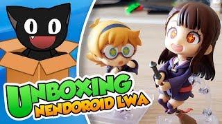 ¡Doki Doki no Waku Waku! - Unboxing Nendoroid Little Witch Academia (Akko, Lotte, Diana) DSimphony