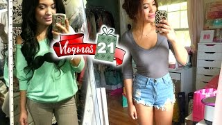 Vlogmas 21! How I Lost 27 lbs