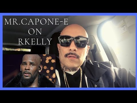 Mr.Capone-E  R-Kelly Part 1