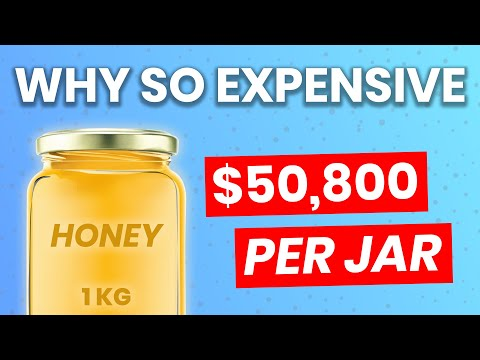 Why Elvish Honey Is 400x More Expensive Than Manuka Honey | Why So Expensive