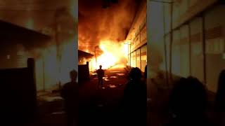 MA DDI Berbas Kebakaran