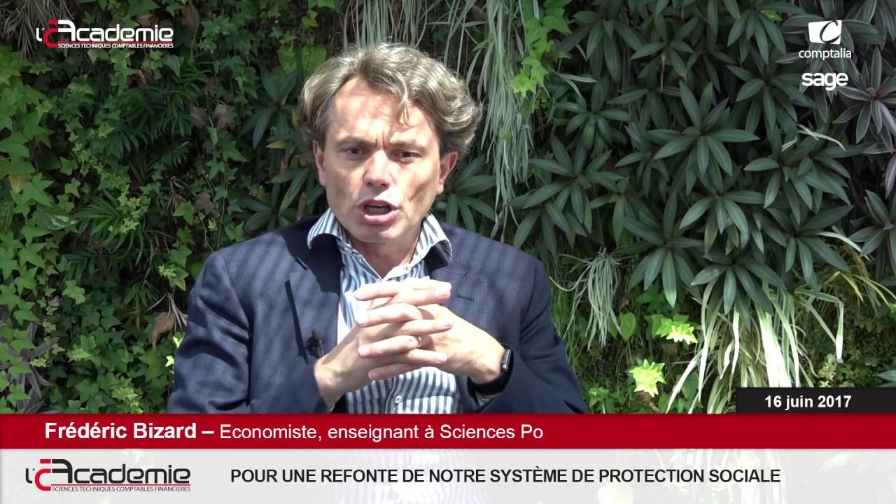 Les Entretiens de l'Académie : Frédéric Bizard