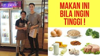 Video 3 MAKANAN MENINGGIKAN BADAN PALING AMPUH download MP3, 3GP, MP4, WEBM, AVI, FLV Desember 2017