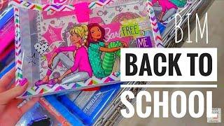 Back to School Канцелярия в BİM. Последний День на Море
