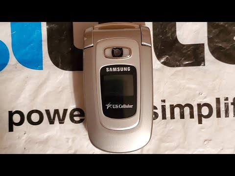 US Cellular Samsung SCH-A850